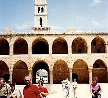 Khan el Amden, Acre, Israel by Shulie1