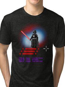 A darth adventure Tri-blend T-Shirt