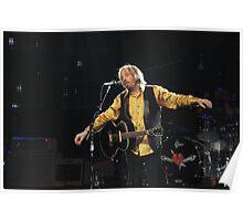 Tom Petty - Free Fallin' Poster