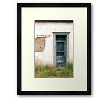 Reckless Abandon Framed Print