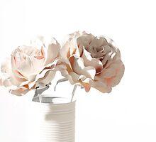 Pink Paper Bloom by Kristy-Lee