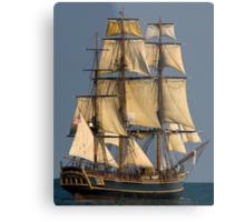HMS  Bounty Metal Print
