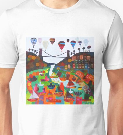 Clifton Collage #2 Unisex T-Shirt