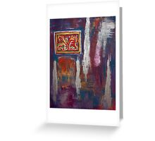 Gathered Thought Greeting Card
