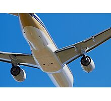 777 Departure Photographic Print
