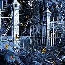 The Old Iron Gate by wiscbackroadz