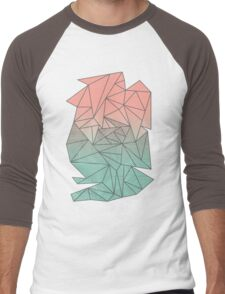 Bodhi Rays Men's Baseball ¾ T-Shirt