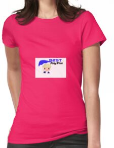 BEAST ~ DongWoon ~ How about you? (Kimi wa dou?) Womens Fitted T-Shirt