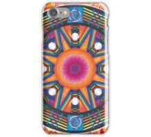 Dharma wheel 2 iPhone Case/Skin