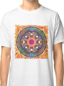 Dharma wheel 2 Classic T-Shirt