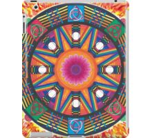 Dharma wheel 2 iPad Case/Skin
