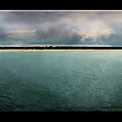 Panoramic Ocean by Mikey Thompson