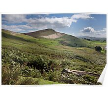 Embsay Crag Poster