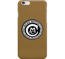 Classic Car Logos: Chalmers Automobile iPhone Case/Skin