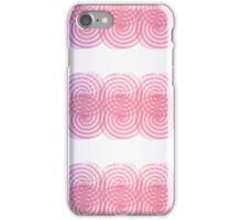 Spirograph iPhone Case/Skin