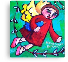 HOMEWARD  BOUND  Canvas Print