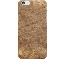 Sandstone, texture, pattern iPhone Case/Skin