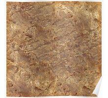 Sandstone, texture, pattern Poster