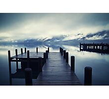 Tranquility - Lake Wakatipu NZ Photographic Print
