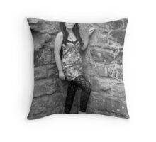 Seeing the Light Throw Pillow