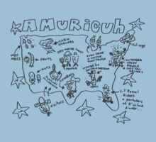 Amuricuh by Ollie Brock