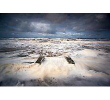It's Frothy Man! Photographic Print