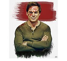 Dexter Morgan Photographic Print