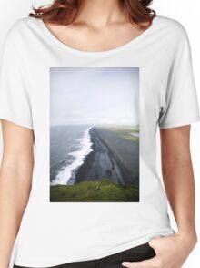 Dyrhólaey Women's Relaxed Fit T-Shirt