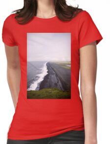 Dyrhólaey Womens Fitted T-Shirt