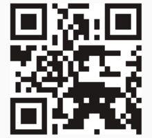 Mario QR Code 8-Bit by iMart1n
