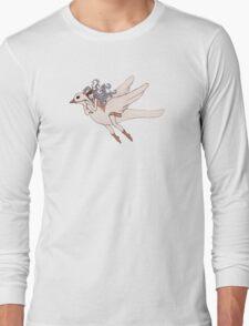 Flight of Fancy Long Sleeve T-Shirt
