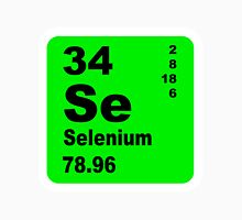 Selenium Periodic Table of Elements Unisex T-Shirt
