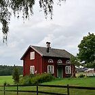 Dalsland Cottage at Högsbyn by HELUA