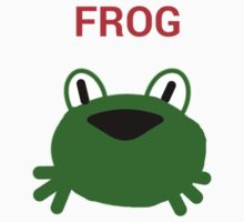 Froggy Kit Kids Tee
