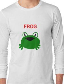 Froggy Kit Long Sleeve T-Shirt