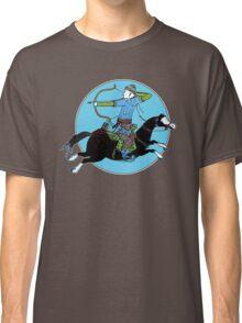 Mongolian Warrior Classic T-Shirt