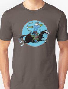 Mongolian Warrior Unisex T-Shirt
