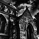 SHELTER FROM EVIL by MIGHTY TEMPLE IMAGES