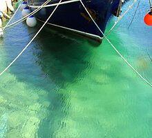 Under the sea, Mykonos by kelliejane