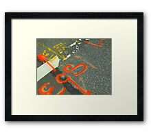 5th Avenue 430  Framed Print