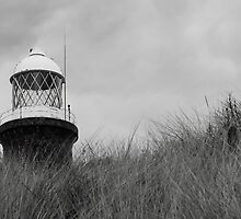Spurn Point Lighthouse, East Yorkshire by Neil Clarke