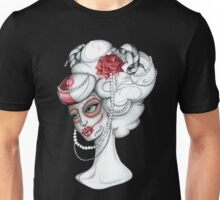 Lady Sugar Horn 'Lady of Wealth and Power' Unisex T-Shirt