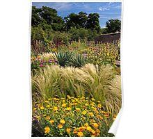 Luton Hoo Walled Garden Poster