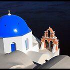 Santorini by kelliejane