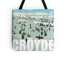 Croyde surfers Tote Bag
