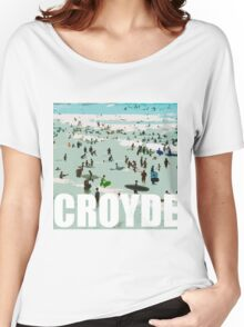 Croyde surfers Women's Relaxed Fit T-Shirt