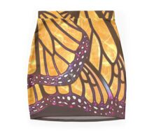 Monarch Wings Mini Skirt