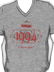 Since 1994 (Red&Black) T-Shirt