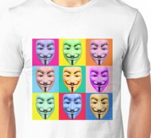 GUY FAWKES PROTEST Unisex T-Shirt