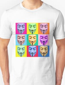 GUY FAWKES PROTEST T-Shirt